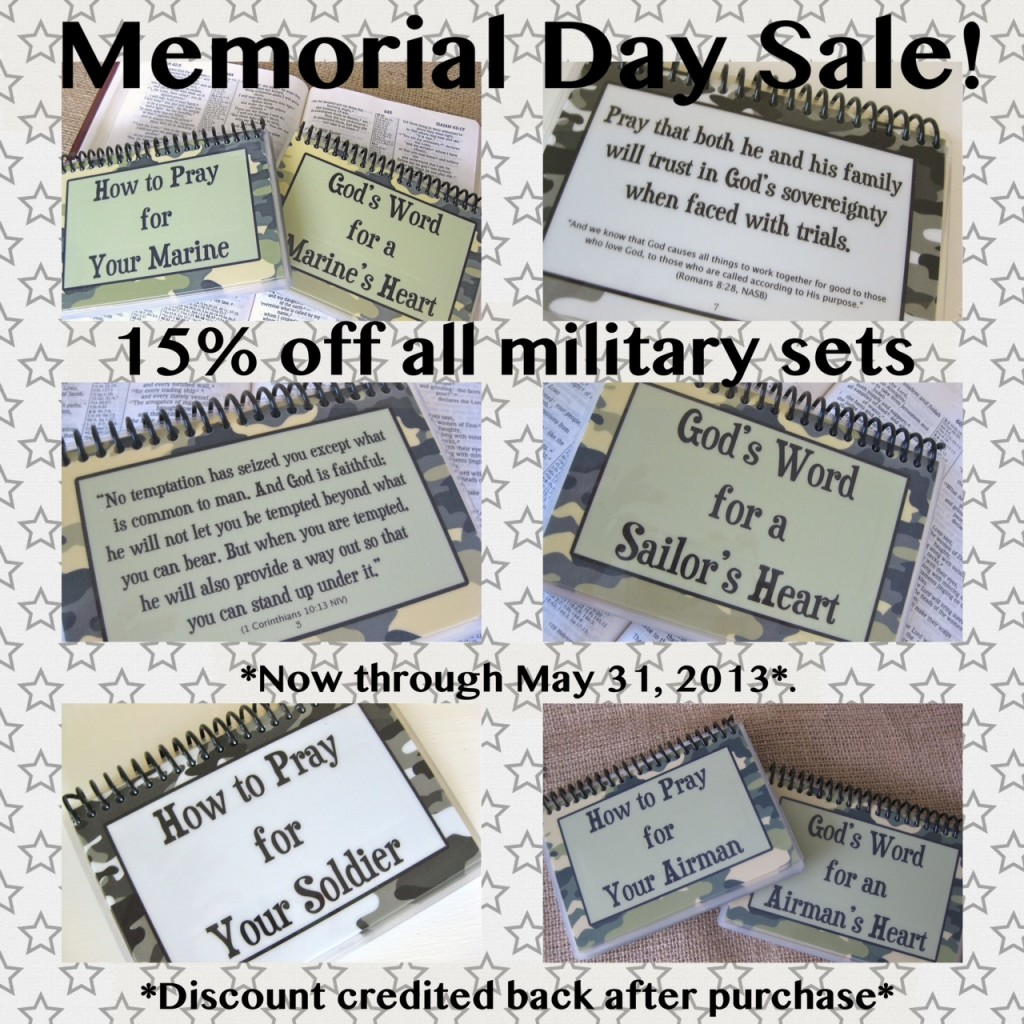 Memorial Day Sale Graphic