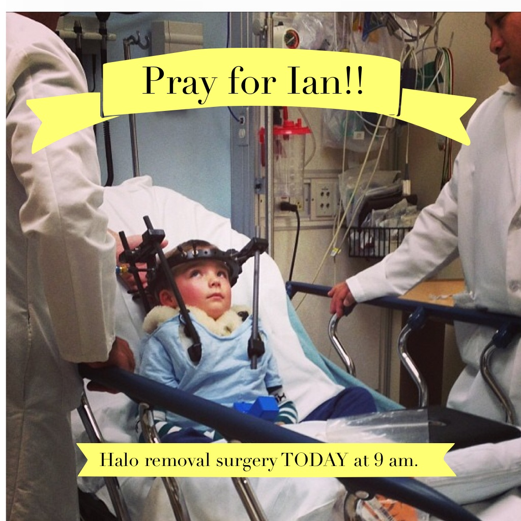Halo removal prayer photo